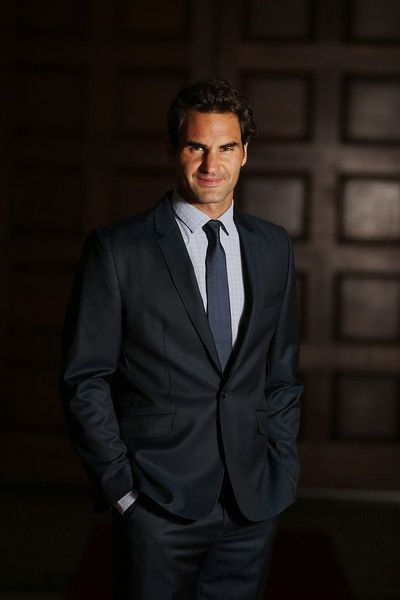 Roger Federer Photos - 2016 Brisbane International - Day 8 - Zimbio