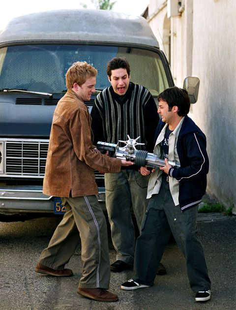 The most idiot trio on the show, and they did so much damage - Tara, most especially.  I never understood why they brought them on the show, I never liked any scenes with them.