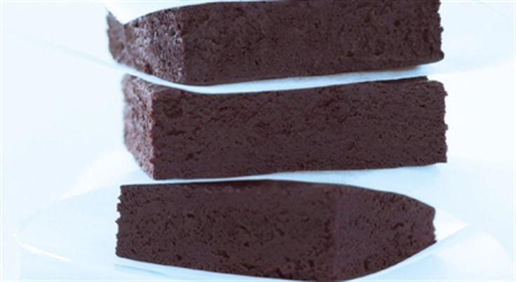 Donna Hay's Standby Brownies make the perfect afternoon treat,