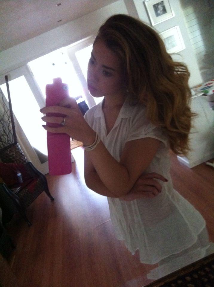 Lia's new hair!