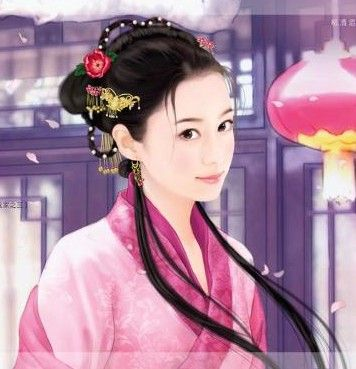 ballroom hairstyles : china ancient hairstyle? hairstyle Hairstyles - Greek/Roman ...