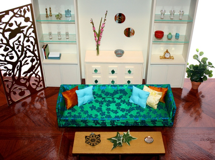 Welcome Home Neo Retro Decor Furnishings And Set Design