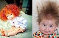 32 φωτογραφίες μωρών με αστεία μαλλιά που θα σας κάνουν να χαμογελάσετε!