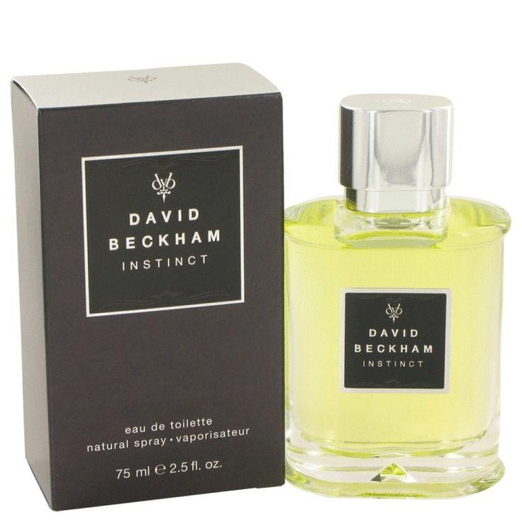 David Beckham Instinct By David Beckham Eau De Toilette Spray 2.5 Oz