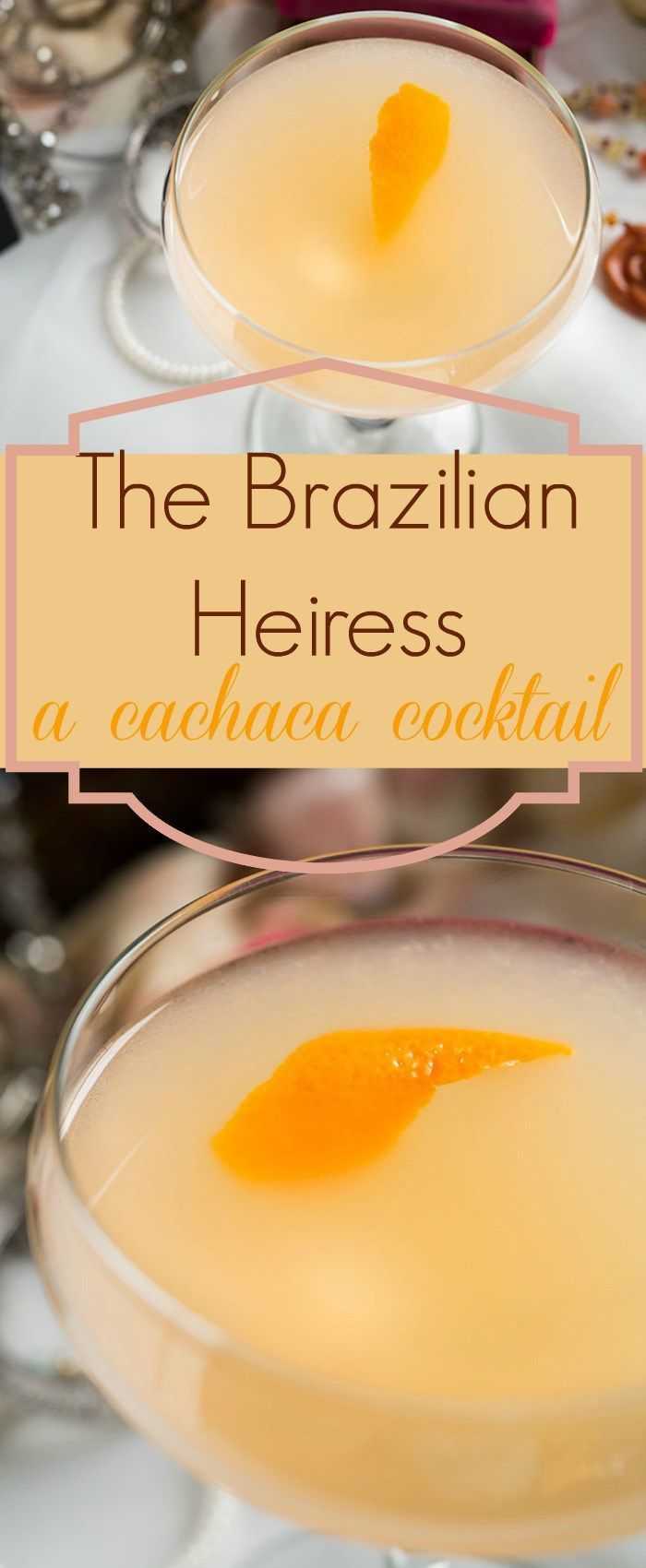 Cachaça, Brazil's signature spirit, is about to take the cocktail world by storm. Get on trend with this lively, pale pink cachaça cocktail.