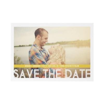 #wedding #Photo Save The Date Invites