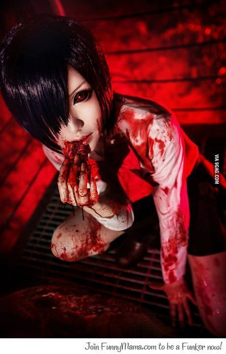 Warning: These 50 Horrifying Cosplays Will Give You the Scariest Nightmares Ever! - moviepilot.com