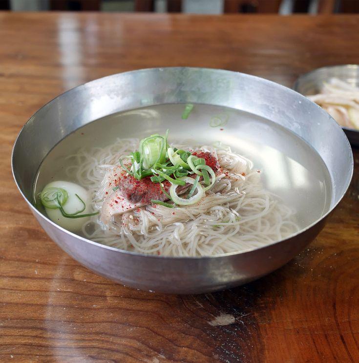 서울에서 만난 물냉면 맛집의  최강자 베스트 14 #러브닷 #luvdat #서울 #냉면 #물냉면