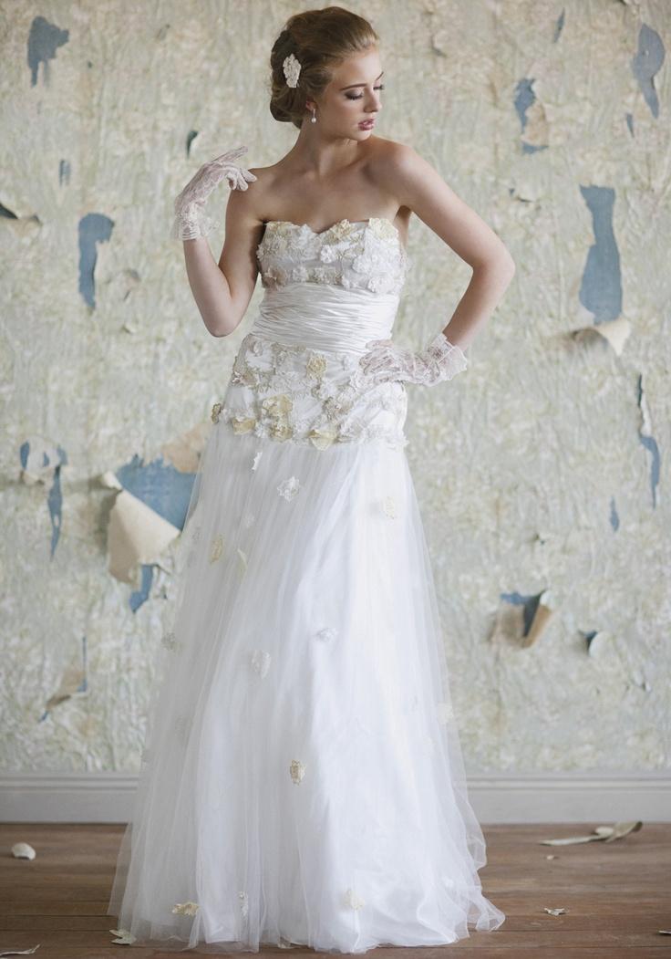 Alexandria, Ruche, $749.99, Wedding Dress