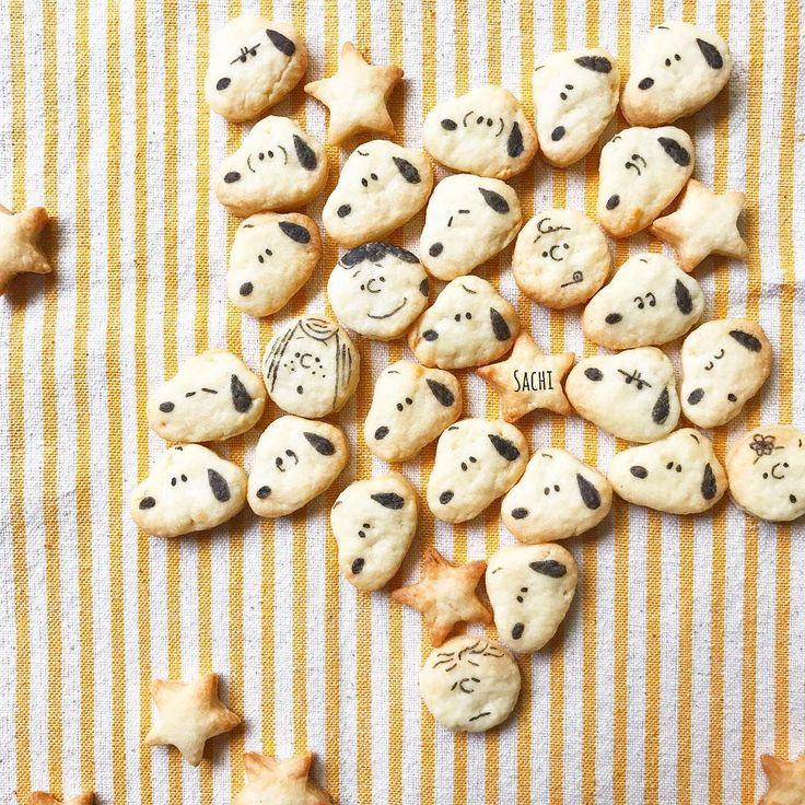 ¨̮♡︎ こんにちは♪ ⁑ 無性にチーズクッキーが食べたくて♪ 大量生産✌︎✌︎✌︎✨ 濃厚♡ぽりぽり♡ ⁑ 久しぶりにお絵描きしました✍︎ #簡単おやつ#手作りおやつ#スイーツ#クッキー#チーズクッキー#キャラフード#キャラクッキー#スヌーピークッキー#スヌーピー#ピーナッツ#おうちごはん#デリスタグラマー#クッキングラム#ママリ#tablesクリエイター#tables#homemade #homemadesweets #sweets #homebaking #cookie #snoopy #charliebrown #peanuts #food #delistagrammer #lin_stagrammer #delimia #locari_kitchen #