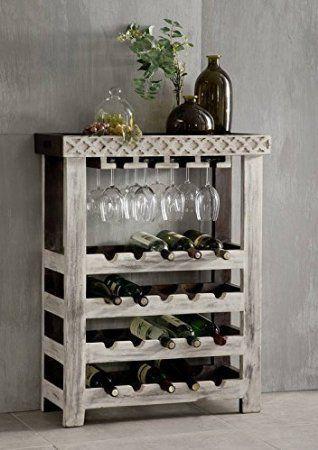 Best 25 estilo colonial ideas on pinterest arquitetura - Botellero de madera para vino ...