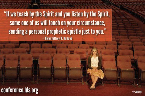 Prepare for LDS General Conference October 2015 | LDS Media Talk