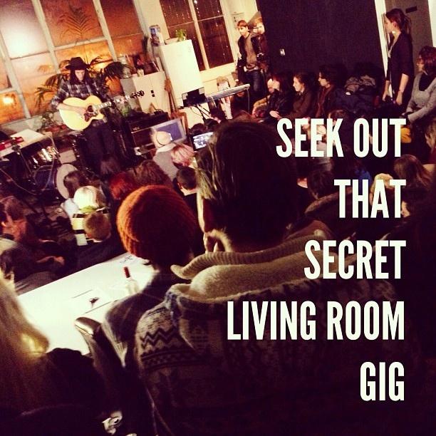 Seek out that secret living room gig. @sofarsounds #SofarLDN #secret #livingroom #popup #gig #music #movement #dadailydo #picoftheday by @dadailydo, via Flickr
