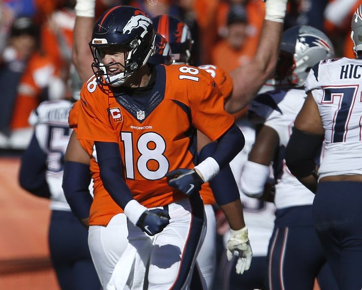 This will be the Broncos 8th Super Bowl appearance, tied for the most all-time (Cowboys, Patriots, Steelers)