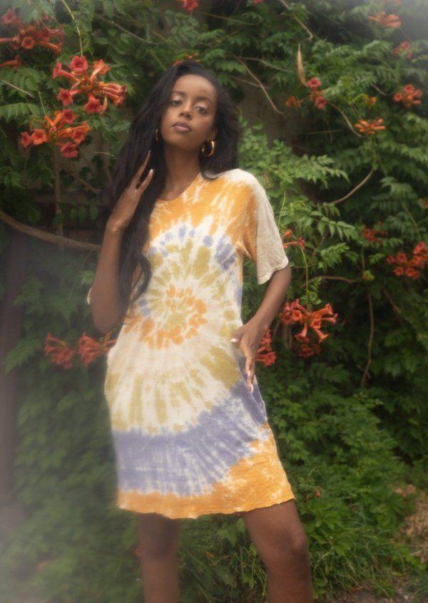 Back Beat Co. Hemp Slater Tee Dress Tie Dye Fashion, Tee Dress, Inside Out, Hemp, Beautiful Outfits, Beats, Nice Dresses, Organic Cotton, Cover Up