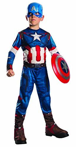Brian: Every year our family chooses a movie to base our Halloween costumes on. This year we chose The Avengers. We created Iron Man, Black Widow, Hawkeye, Captain America and Thor....