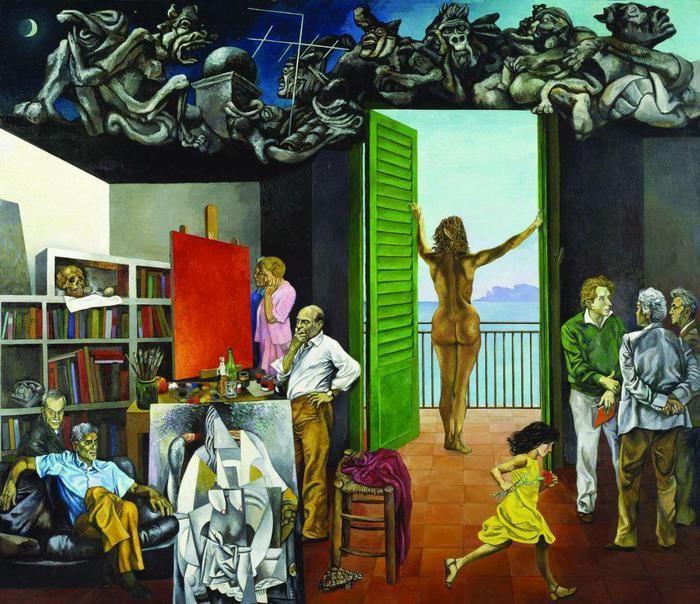 Guttuso, L'inquietudine della religione - CoSA | Contemporary Sacred Art