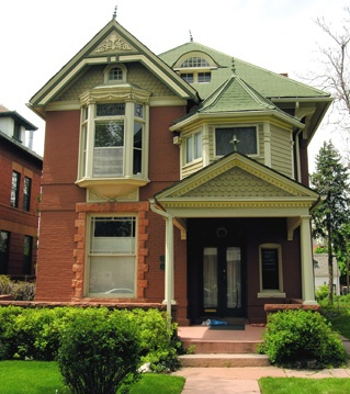 Victorian Exteriors On Pinterest Queen Anne Exterior Colors And