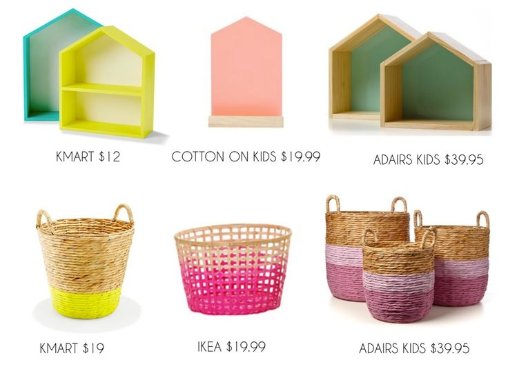 Homewares with an affordable price tag