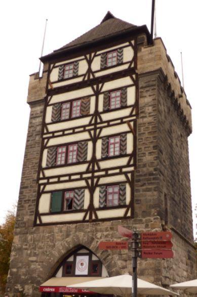 Turm, Esslingen – Foto: S. Hopp – SuSonne
