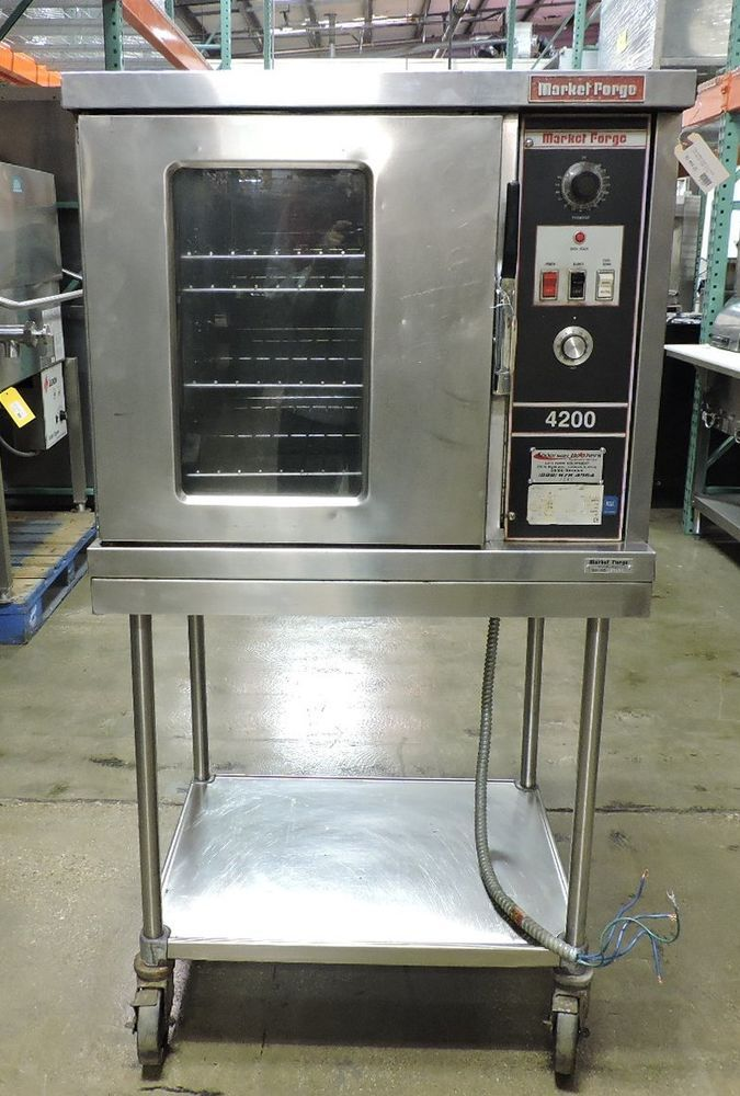Market Forge 4200 Commercial Electric Countertop Convection Oven #MarketForge