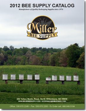 Miller Bee Supply is a manufacturer of quality beekeeping supplies since 1976. We offer a complete line of quality protective gear, woodenware, hand tools, medication. Member of NC Beekeepers Association.(336) 670-2249