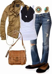 Number Fifty-Three: Favorite Fall Outfits...