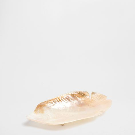 Mother-of-Pearl Fish Soap Dish - Accessories - Bathroom | Zara Home United States