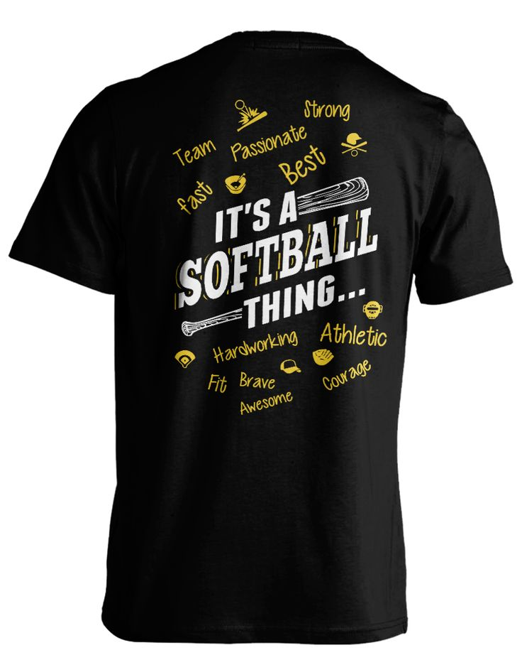 Pick your favorite style: Do you love softball? We made this design just for you! - Guaranteed safe and secure checkout via Amazon / VISA / MASTERCARD. - Buy 2 or more and save on shipping! - 100% MON