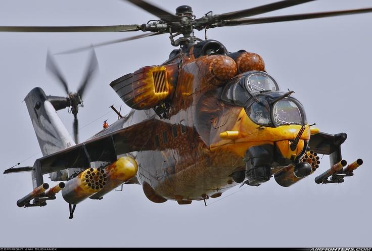 Mil-Mi-24v