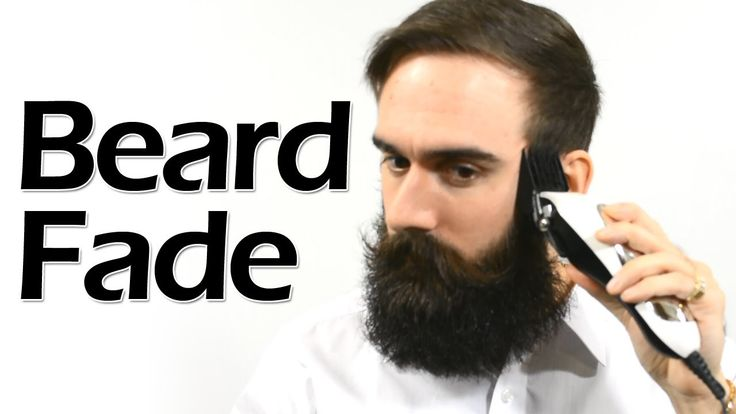 0 Point Hairstyle: How To Fade Your Beard For Added Style Points