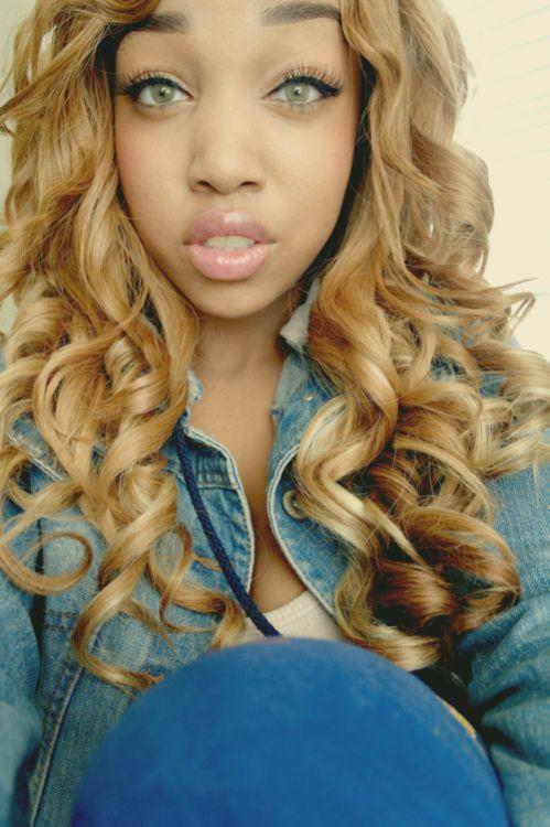 Black Pretty Girls On Instagram   Eyes Beautiful -4666