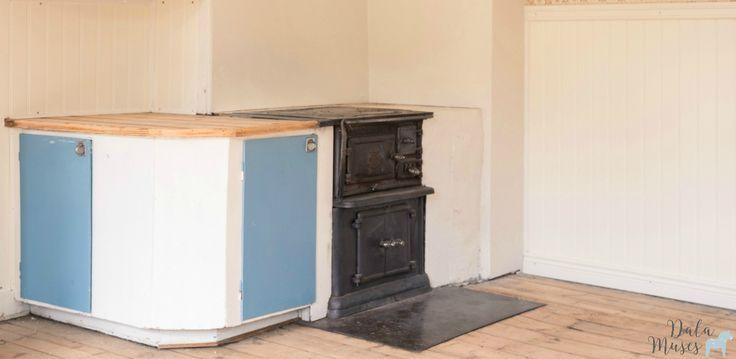 From Swedish stuga to shop: the renovation - Dala Muses