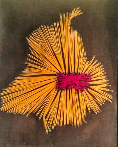 String state art #punjab #ludhiana.  Made by @navroop sandhu.