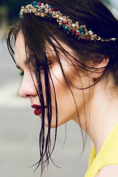 model: Nikoletta / Charme de la Mode  mua & hair: Monika Myja  photo: KEJRAA PHOTOGRAPHY / Karolina Koziczyńska
