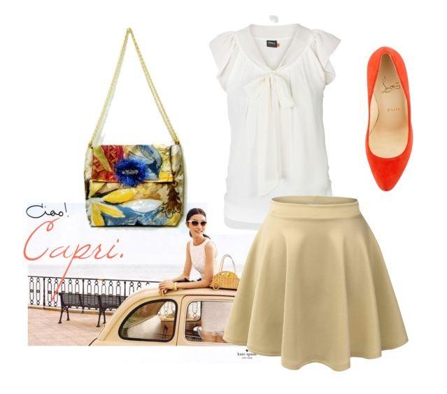 Capri Style - Handmade bag by Cordini Rita by Ilaria Ricci