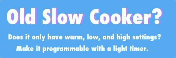 How to Hack Your Old Slow Cooker into a programmable Sous vide Cooker by Paleo Pot