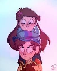 Mabel and Dipper, Gravity Falls