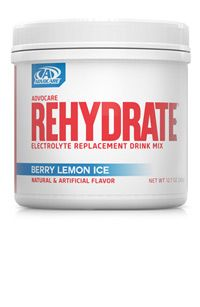 AdvoCare Rehydrate® Canister