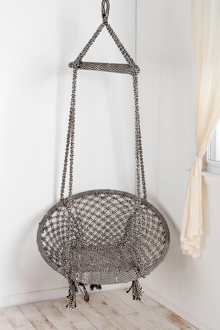 Hanging Chair Urban Outfitters Outdoor Dining Cushions Sunbrella Marrakech Swing Uo Aparatment Pinterest Swinging And Home
