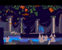 Another World (yes, teh Amiga game)