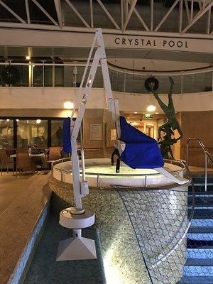 Splash Pool Lift Accessing Cruise Ship Spa Pool | Cruise Ship Pool ...