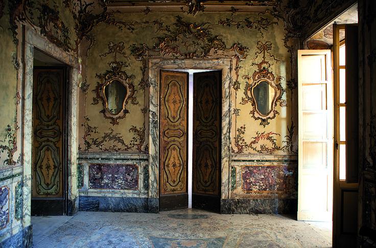 I Salotti, the our space in Carrara, Tuscany