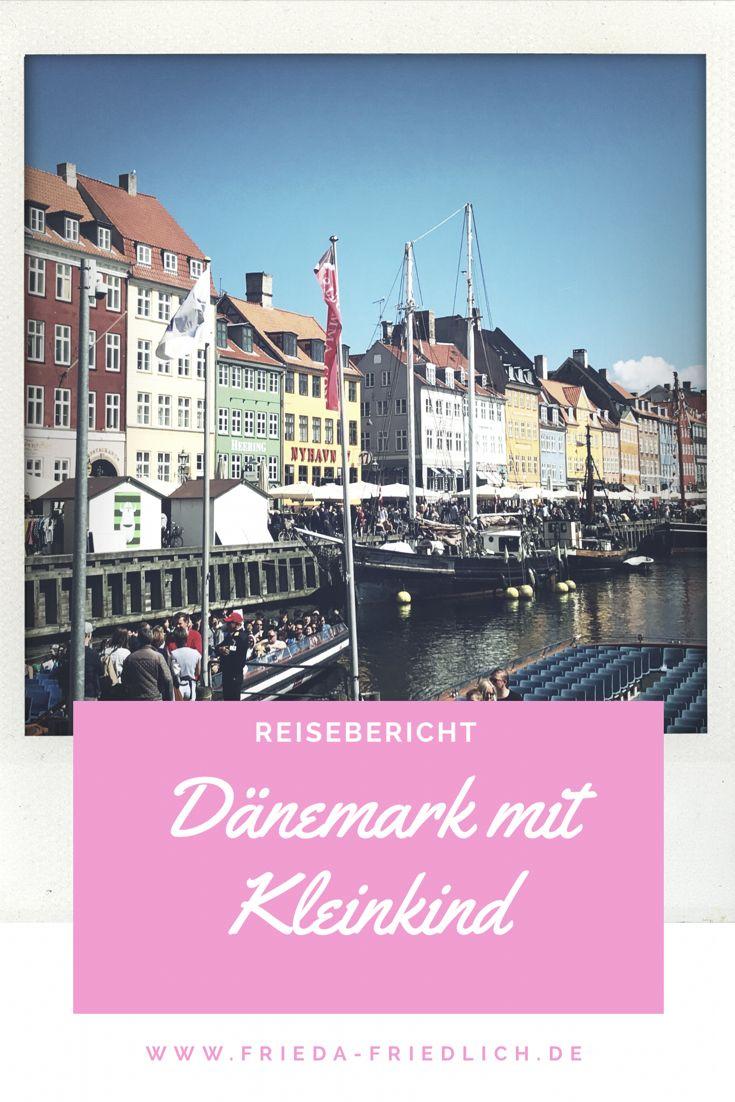 Dänemark mit Kleinkind und Hund Kopenhagen, Odense, Jütland, Ostsee
