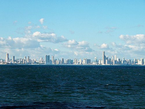 """""""Panama City, Panama"""" vía @Therese Sunngren Sunngren Beck"""