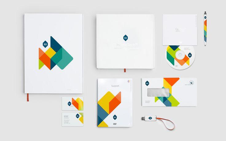 ITI identity collateral | Designer: Heydays - http://heydays.no