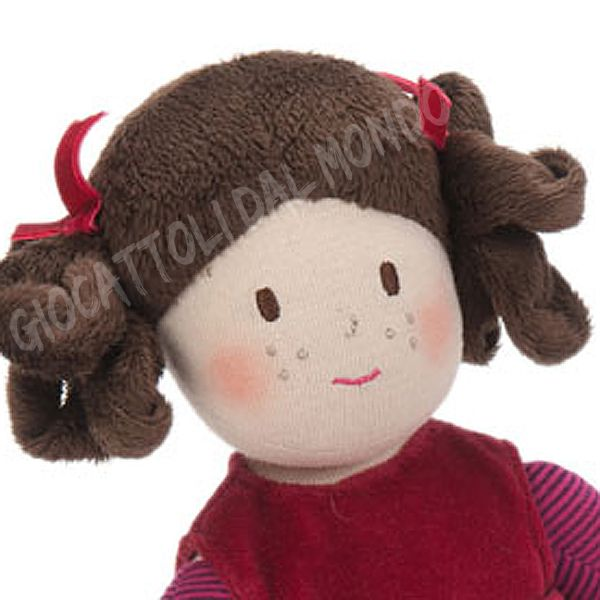 Bambola di stoffa Ragtales