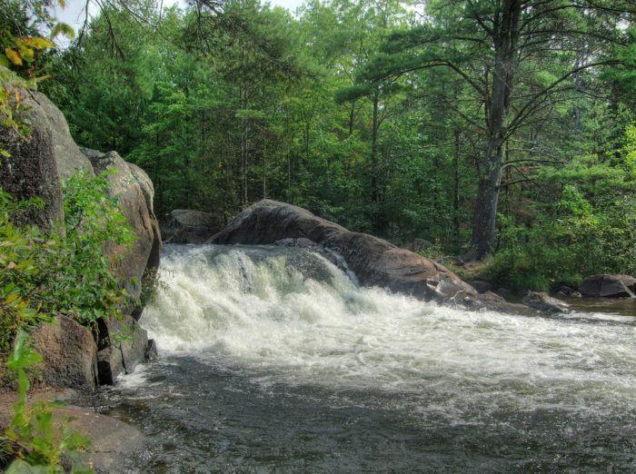 2. Upper Dave's Falls