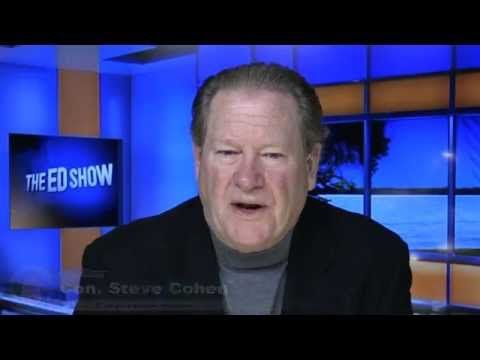 Ring of Fire: Rep. Steve Cohen Joins Ed Schultz to Discuss the Refugee Vote and Trump's Desire for a Muslim Database - http://holesinthefoam.us/rep-steve-cohen-joins-ed-schultz-to-discuss-the-refugee-vote-and-trumps-desire-for-a-muslim-database/