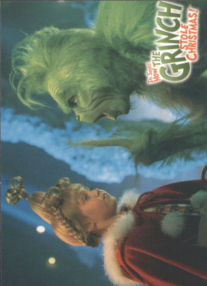 2000 How the Grinch Stole Christmas #67 The Grinch says to Cindy Lou